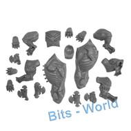 WARHAMMER BITS: TOMB KINGS KHEMRIAN WARSPHINX/NECROSPHINX - BODY & LEGS