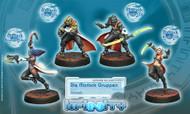 Infinity: Nomads - Die Morlock Gruppe - Chain Rifle  Combi Rifle NEW