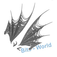 WARHAMMER BITS: VAMPIRE COUNTS ZOMBIE DRAGON/TERRORGHEIST - WINGS