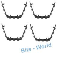 WARHAMMER 40K BITS: SPACE MARINES LAND SPEEDER STORM - ANTI-GRAV FIELD GENERATOR x4
