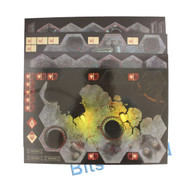 WARHAMMER 40K BITS: HORUS HERESY BETRAYAL AT CALTH - BOARD TILES AND TOKEN