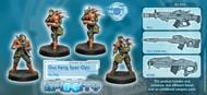 Infinity: Yu Jing - Gui Feng Spec-Ops