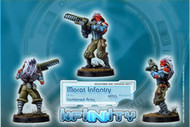 Combined Army: Morat Infantry - HMG
