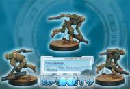 Ariadna: Minutemen - Rifle  Panzerfaust
