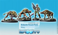 Ariadna: Antipode Assault Packs - Controller 3 Antipodes