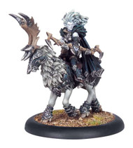 Hordes: Legion of Everblight - Annyssa Ryvaal, Talon of Everblight - Nyss Light Cavalry Character Solo