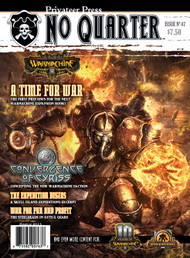 No Quarter: No Quarter Magazine #47