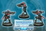 Infinity: Yu Jing - Haramaki Zensenbutai - Missile Launcher