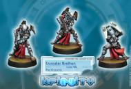 Infinity: PanOceania - Crusader Brethren - Combi Rifle