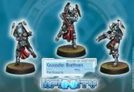 Infinity: PanOceania - Crusader Brethren - HMG