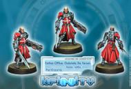 Infinity: PanOceania - Father-Officer Gabriele De Fersen - Hacker  Spitfire