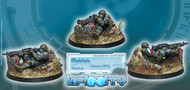 Ariadna: Moblots - Sapper HMG