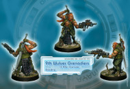 Ariadna: 9th Wulver Grenadiers - T2 Rifle