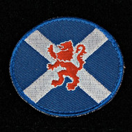Accessories: Highlander Army of Caledonia Patch