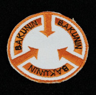 Accessories: Bakunin Jur  Command Patch
