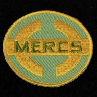 Accessories: MERCS Patch
