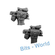 WARHAMMER 40K BITS: SPACE MARINES STERNGUARD - STORM BOLTERS 2x