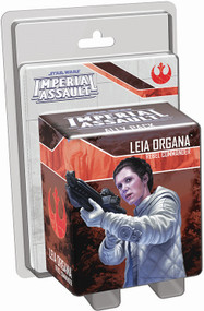 Star Wars Imperial Assault: Leia Organa
