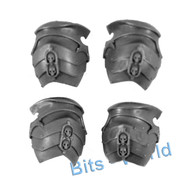 WARHAMMER BITS: UNDEAD LEGIONS MORGHAST - SHOULDER PADS (2 PAIRS)