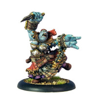 Hordes: Trollbloods - Calandra Truthsayer, Oracle of the Glimmerwood - Trollkin Warlock