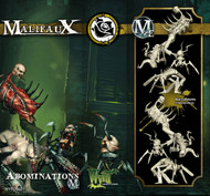 Malifaux: Outcasts - Abominations (4)