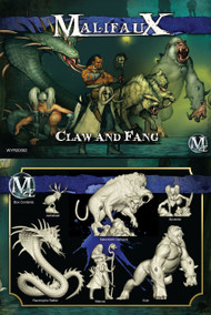 Malifaux: Arcanists - Claw and Fang - Marcus Crew Box Set