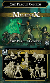 Malifaux: Outcasts - Hamelin Crew (The Plague Cometh)