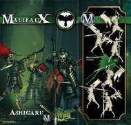 Malifaux: Resurrectionists - Ashigaru (3 pack)