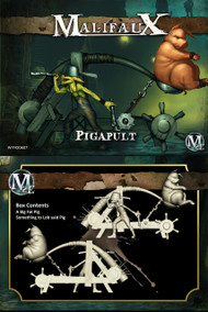 Malifaux: Gremlins - Pigapult
