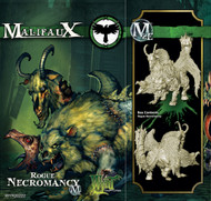 Malifaux: Resurrectionists - Rogue Necromancy