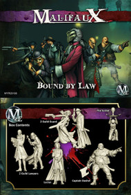Malifaux: Guild - Bound by Law Box Set