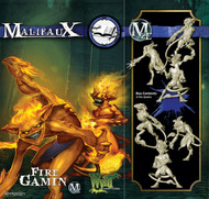 Malifaux: Arcanists - Fire Gamin