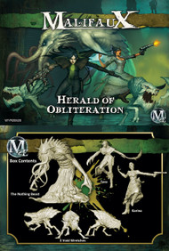 Malifaux: Outcasts - Herald of Obliteration - Tara Crew