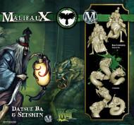 Malifaux: Resurrectionists - Datsu Ba Seishen