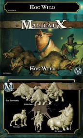 Malifaux: Gremlins - Hog Wild Ulix Crew