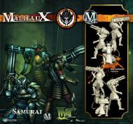 Malifaux: Ten Thunders - Samurai (3)