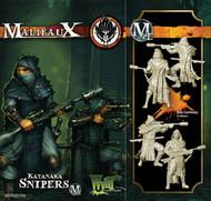 Malifaux: Ten Thunders - Katanaka Sniper (2 pack)