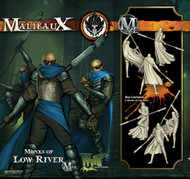 Malifaux: Ten Thunders - Monk of Low River (3)