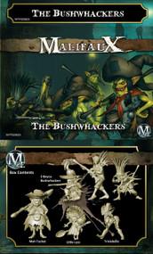 Malifaux: Gremlins - Mah Tucket Crew (The Bushwackers)