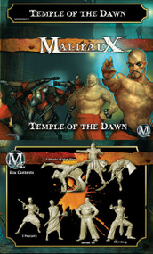 Malifaux: Ten Thunders - Shen Long Crew (Temple of the Dawn)