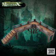 Malifaux: Accessories - Downtown Walkway Set