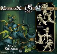 Malifaux: Gremlins - Moonshinobi (3 pack)