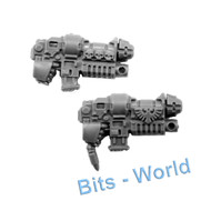 WARHAMMER 40K BITS: SPACE MARINES STERNGUARD - COMBI-GRAV 2x