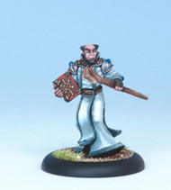 Privateer Press: Iron Kingdoms - Miniature: Father Dumas, the Witchfire Trilogy