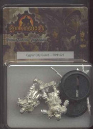 Privateer Press: Iron Kingdoms - Miniature: Cygnar City Guard