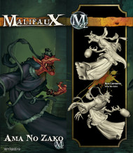 Malifaux: Outcasts - Ama No Zako