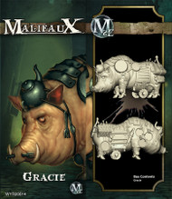 Malifaux: Outcasts - Gracie