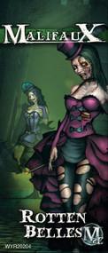 Malifaux: Resurrectionists - Rotten Belles (3) Box Set