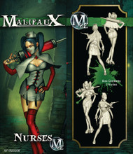 Malifaux: Resurrectionists - Nurse