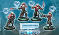 Infinity: Combined Army - Daturazi Witch-Soldiers